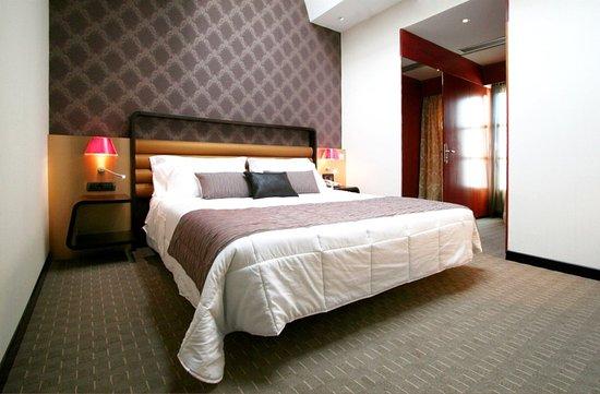 Holiday Inn Turin City Center: Guest Room