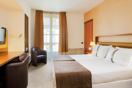 Holiday Inn Turin City Center: Double Bed Guest Room