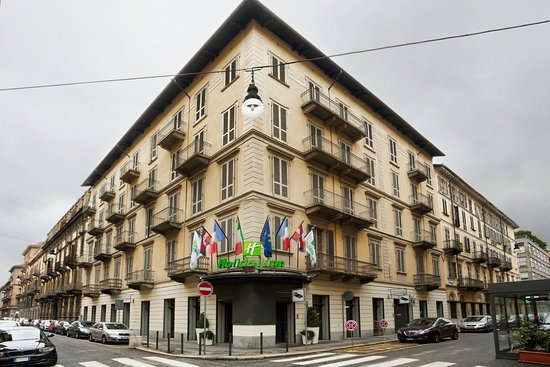 Holiday Inn Turin City Center: Hotel Exterior