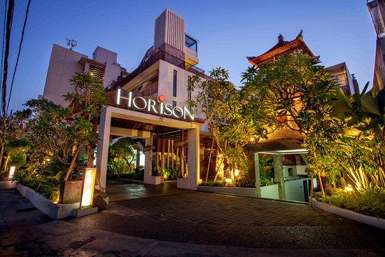 水明漾峇里地平線飯店