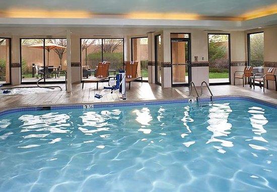 ยูทิกา, มิชิแกน: Indoor Pool & Spa