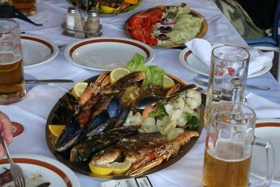 Igrane, Kroatien: Il miglior pesce a Manora