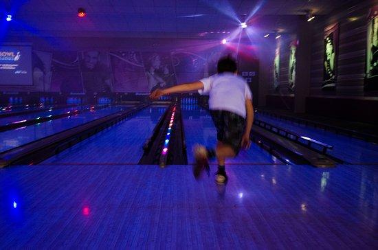 Bensheim, Germany: Bowling