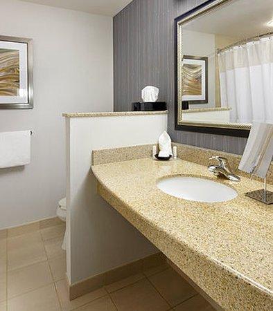 Гринсбург, Пенсильвания: Suite Bathroom