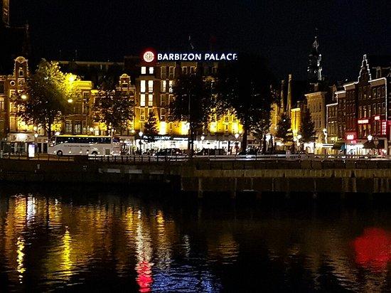 Barbizon Palace Hotel Amsterdam Website