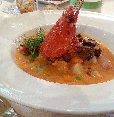 Mezangers, فرنسا: Homard/Lobster