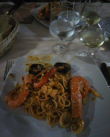 """Spaghetti """"al Molo"""""""