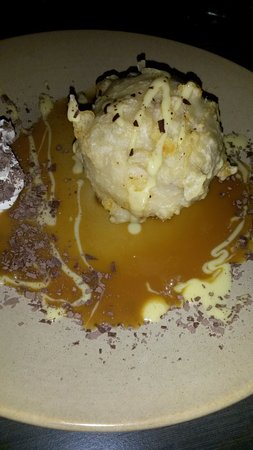 Narrabeen, Australien: Tempura Ice Cream