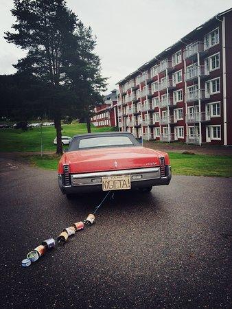 Bilde fra Hotell Storforsen