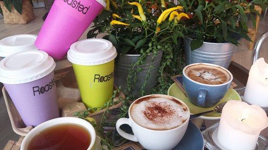 Ringsted, Danimarca: Hot chokolate, Tea, Ice Tea