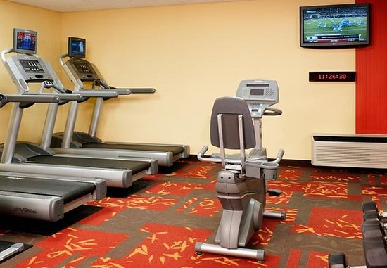 Oakbrook Terrace, Ιλινόις: Fitness Center