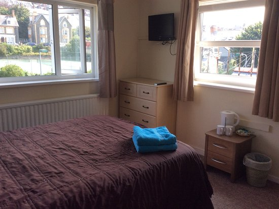 Llwynygog Guest House : Double room