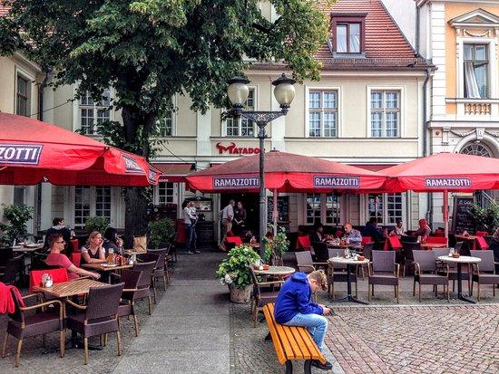Restaurant and Cafe Matador, Potsdam - Restaurant Reviews, Phone ...