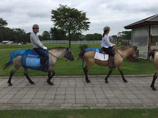 Kushiro Fureai Horse Park