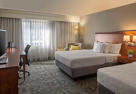 Marietta, GA: Double/Double Guest Room
