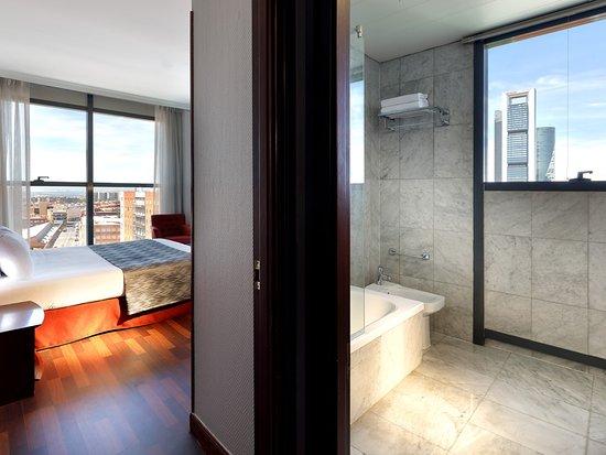 Hotel Via Castellana: Habitación