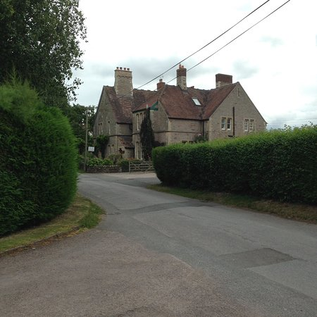 Clehonger, UK: The Old Vicarage