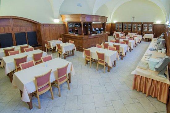 Hotel Domus Maria: Cafe
