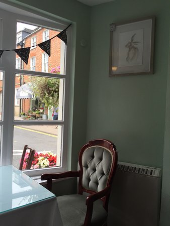 Mrs Brown's Tearoom: photo0.jpg