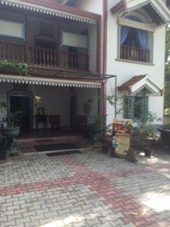Embilipitiya, Sri Lanka: spa