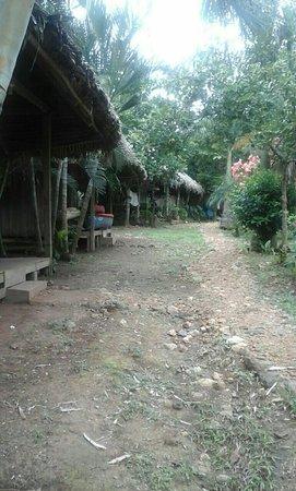 San Carlos, Nicaragua: Grand river lodge  Nicaragua Rio San Juan la Esperanza