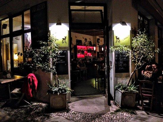 Schwarzwaldstuben: entrada y terraza