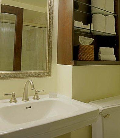 เจนเซน บีช, ฟลอริด้า: Guest Bathroom