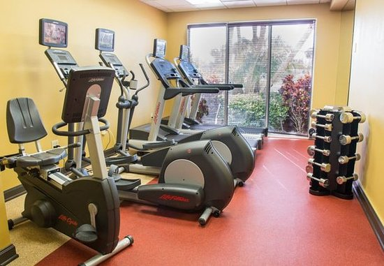 Jensen Beach, فلوريدا: Fitness Center