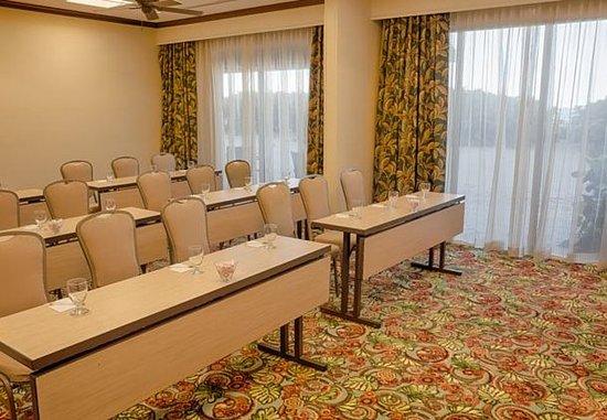 Jensen Beach, فلوريدا: Oceanfront Meeting Room – Classroom Setup