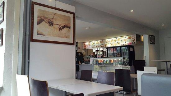 Chatillon, França: Chic Kebab