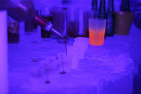 Igloo Ice Bar