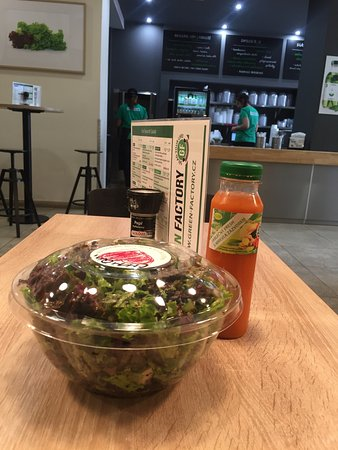 Chop'd - Salad your life