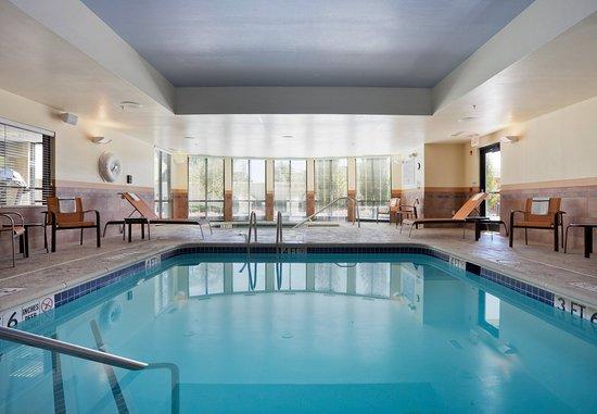 Wall Township, Νιού Τζέρσεϊ: Indoor Pool