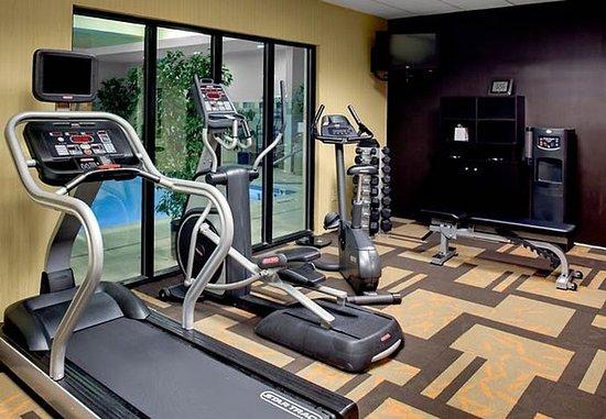 High Point, Βόρεια Καρολίνα: Fitness Center