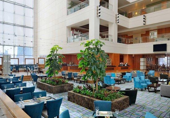 Dasman, Κουβέιτ: Atrium - Lounge