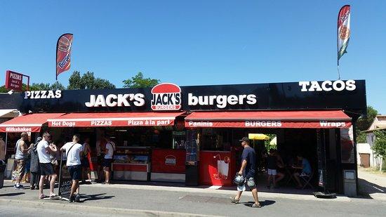 Jack's Burgers : Le Jacks !