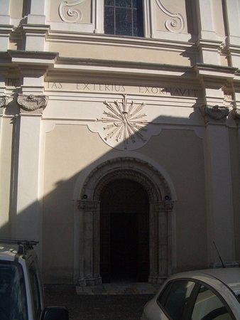 Antrodoco, Italie : portale