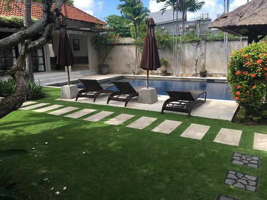 Wilsana Villas: Staff are the most friendly & helpful bunch that you could ever ask for! Nothing is too much tro