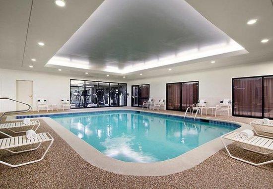 Earth City, Μιζούρι: Indoor Pool