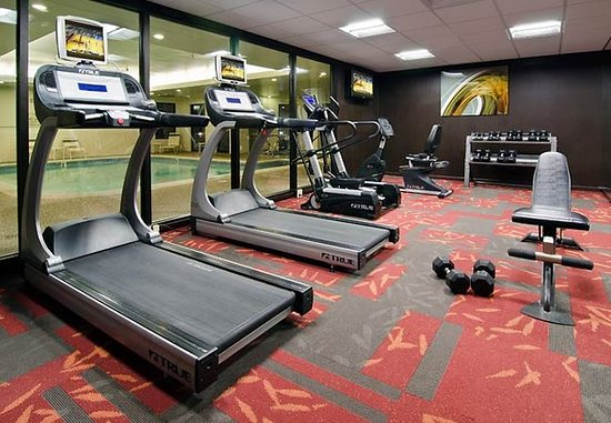 Earth City, Μιζούρι: Fitness Center