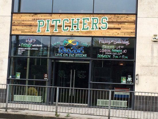Pitchers Sports Bar