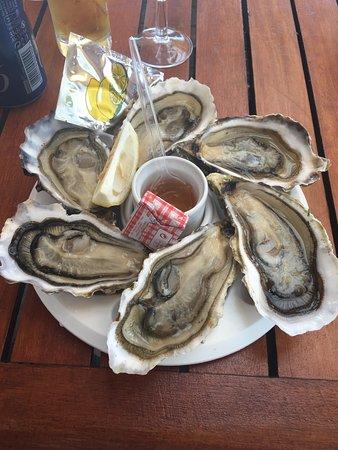 L'Océane: Super repas en famille!!