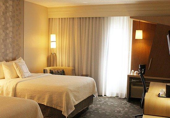 Round Rock, Teksas: Queen/Queen Guest Room