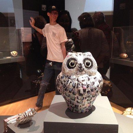 Roanoke, VA: Judith Leiber crystal bag