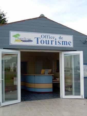 Office de tourisme de saint trojan les bains saint - Le monetier les bains office de tourisme ...