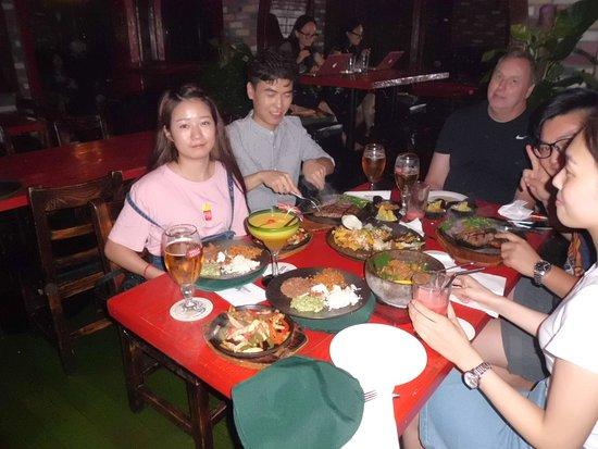 Pistolera: Food was good