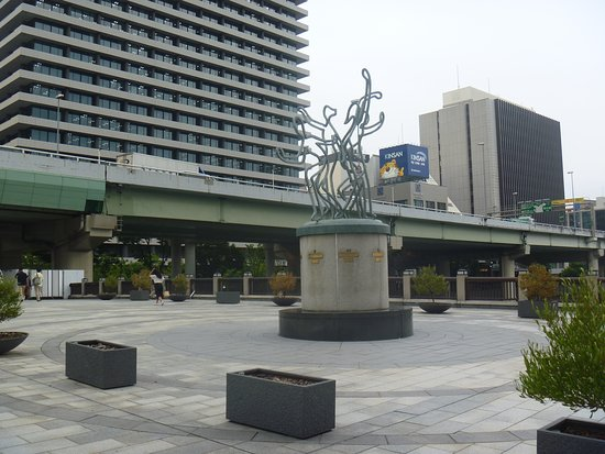 Nakanoshima Garden Bridge