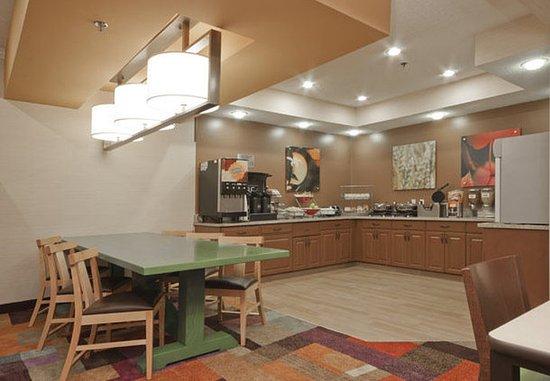 Marion, OH : Breakfast Buffet
