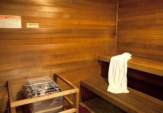Salida, CA: Sauna Room