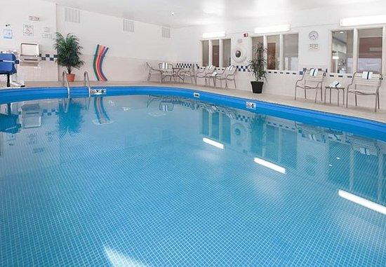 Hudson, WI: Indoor Pool
